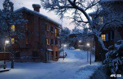 Efsane Kış Işıkları