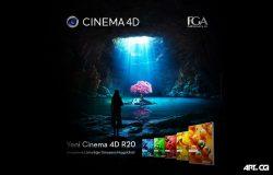 Cinema 4D R20 Sizlerle